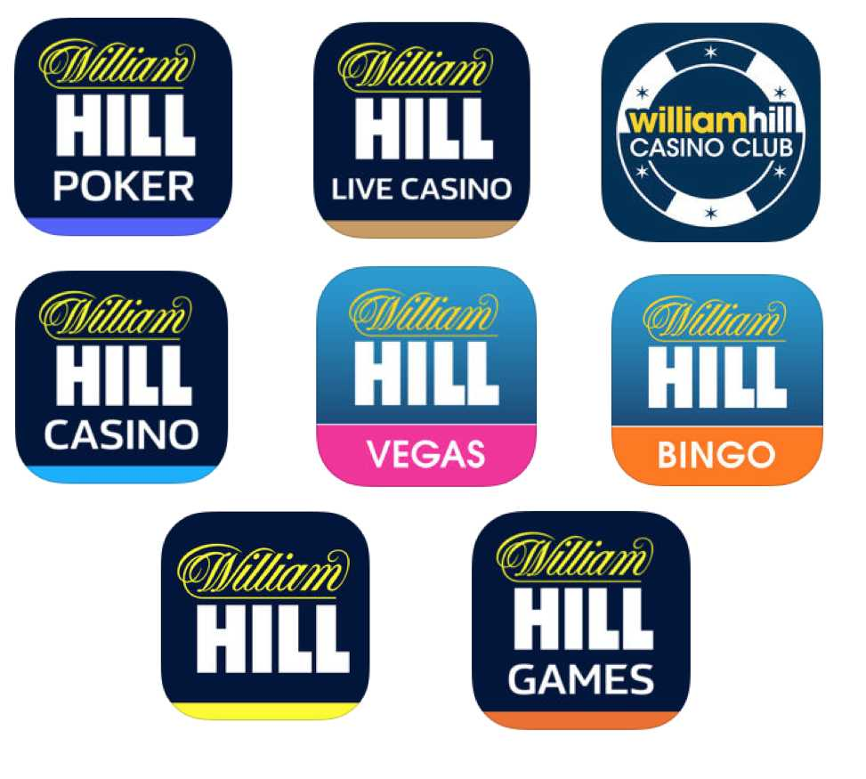Toutes les applications William Hill